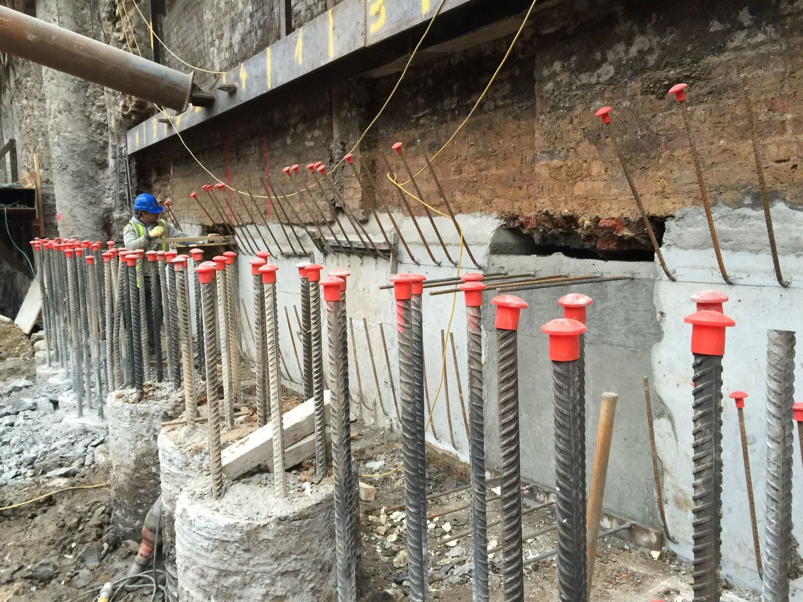 Underpinning-carried-out-in-a-sequence-of-5